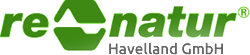 Logo re natur Havelland